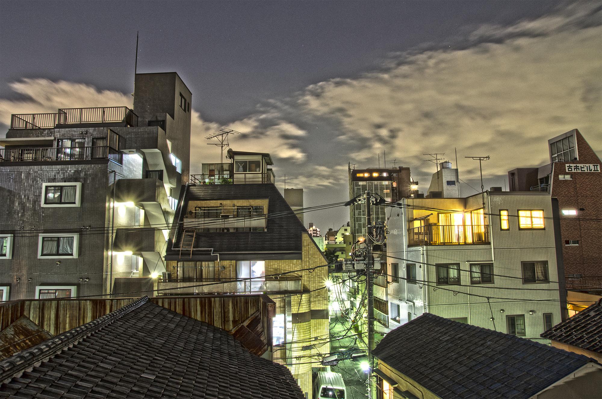 自動でできるphotoshopのお手軽hdr合成方法 東京上野のweb制作会社lig
