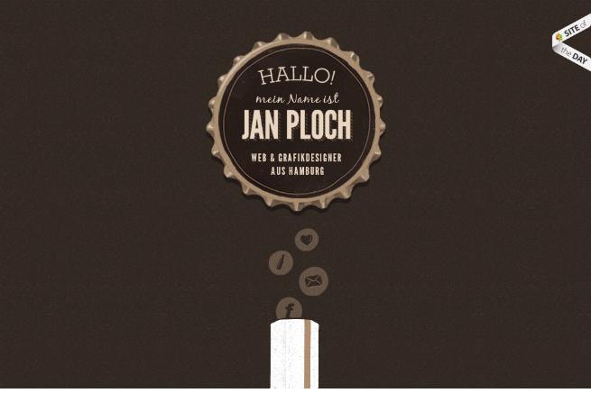 Online Portfolio von Jan Ploch