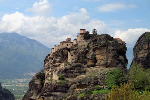 メテオラの修道院