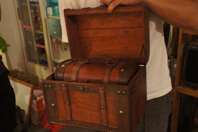 ジェイの箱