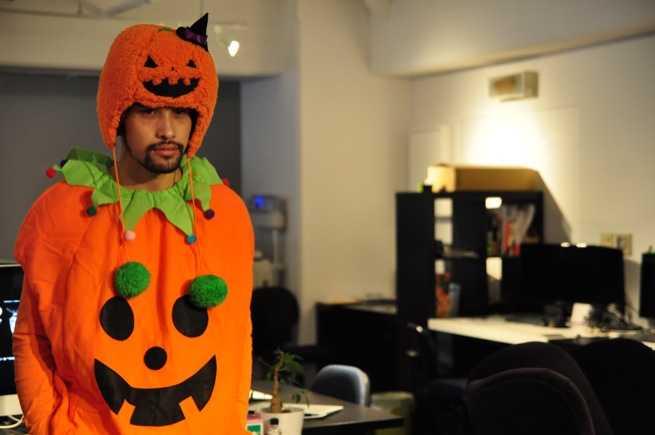 10月といえばハロウィンだよな