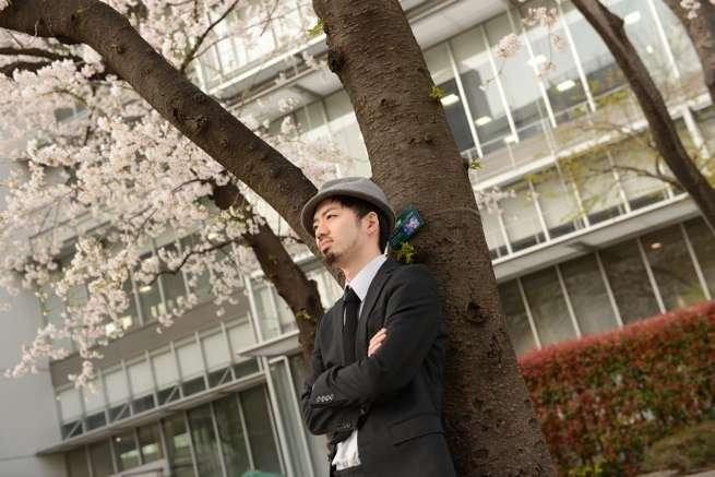 桜の樹の下で待ち合わせやで