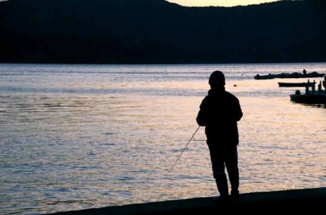 釣り人御用達、は間違いない
