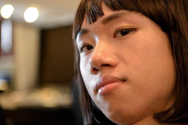 こういう顔の女子、本当にいますからね。