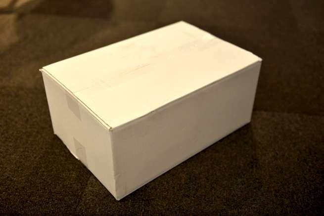 一見、ただの箱だが中にはスタイリッシュが詰まっている。まさに宝箱だ。