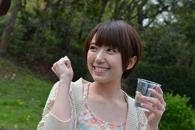 ユキさん、良い表情です。