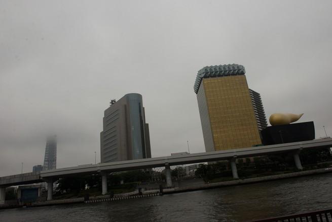 6月の墨田川