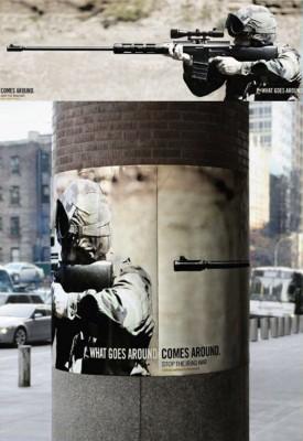 世界中のクリエイティブすぎる広告デザイン