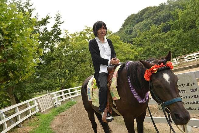 馬、本当に可愛いなぁ