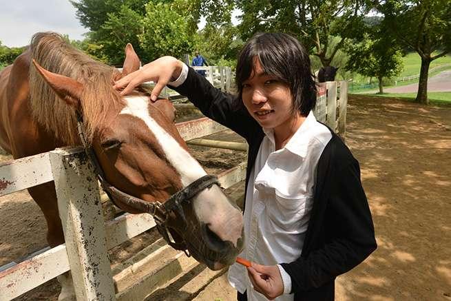 僕たちは考えないといけないね。馬たちの幸せを。