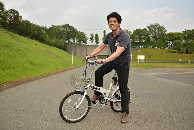 出だしはバイクより速い気がする。