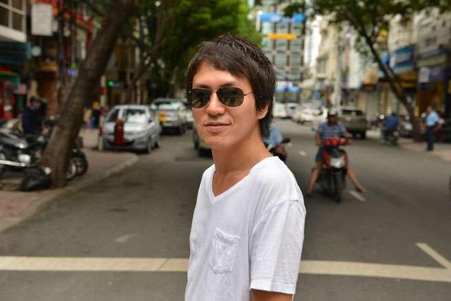 私は今、ベトナムに来ています。
