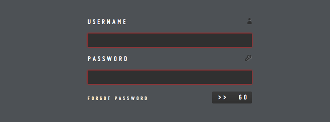 Create a Clean and Stylish Login Form With HTML5 and CSS3