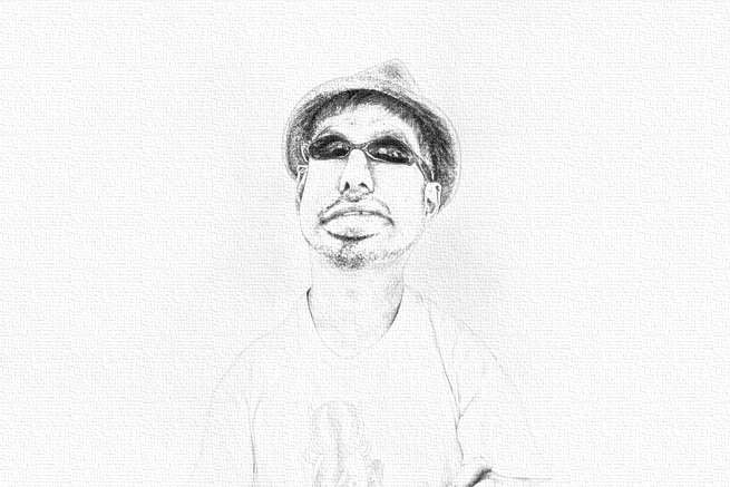 Photoshopで写真を手書きの鉛筆画風に加工する方法 東京のweb制作会社lig