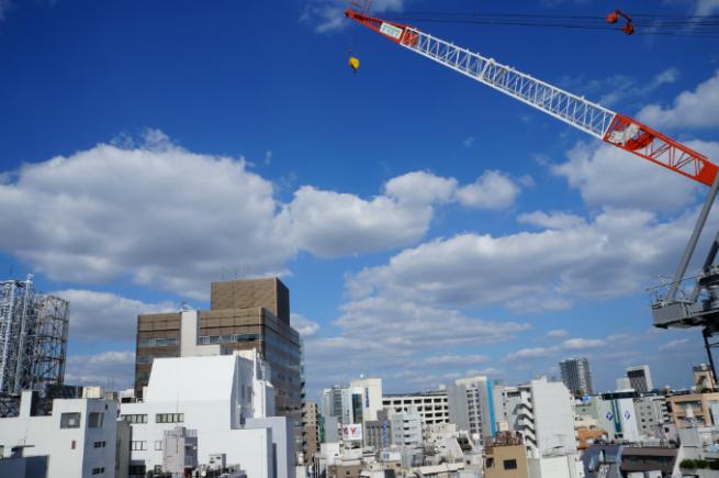 17 上野の空はこんなに明るい