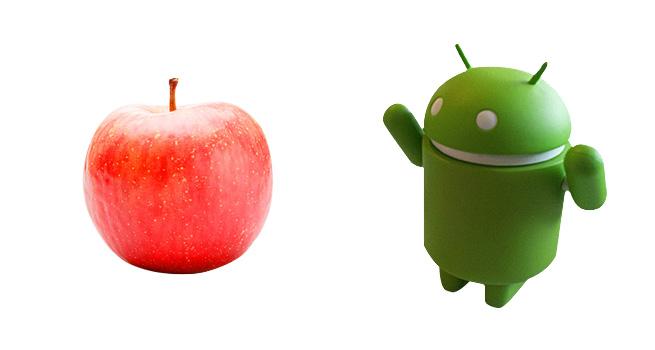 iPadとAndroidタブレットどっちがいい?