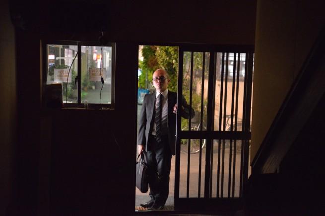 ヨシキ、扉を開けるの巻