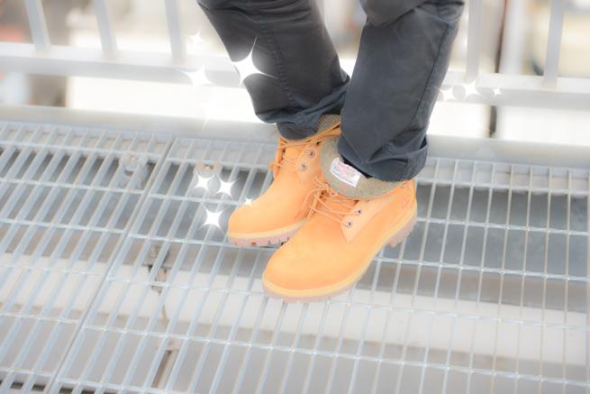 靴、ピッカピカ