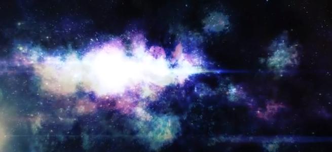「LifeinMaterial」のイメージ画像・宇宙空間