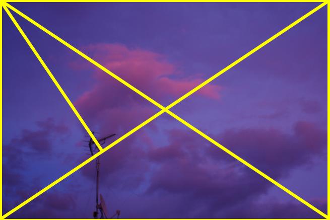 構図(分割線有り