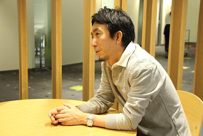 日本マイクロソフト 春日井良隆
