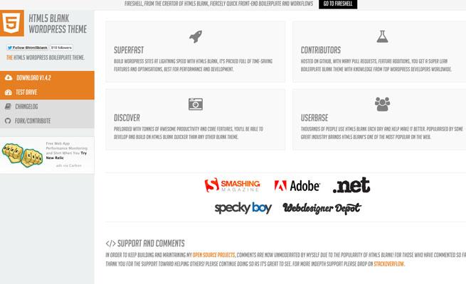 HTML5-Blank