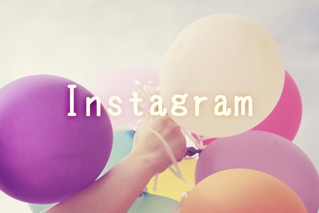 Instagramをもっと楽しく!可愛いグッズ作成サービスまとめ