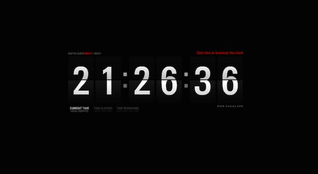 Xou Clock