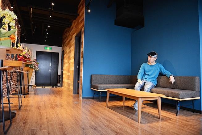 度重なる肉体改造を経て、最終的にはオフィスも改造していきたいです。