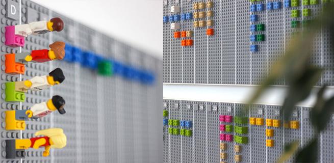 レゴカレンダー