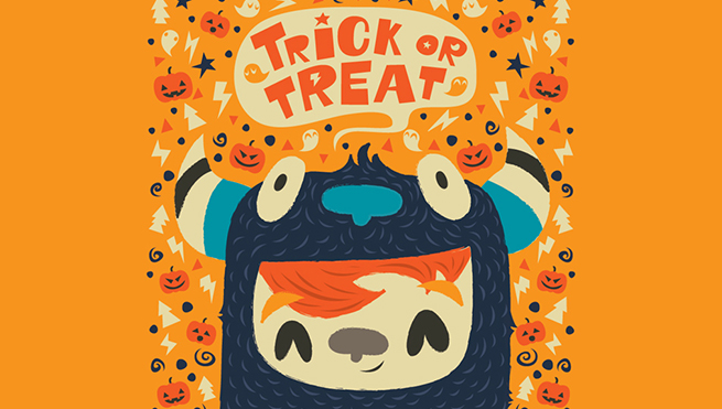 Use Stroke Textures to Enhance a Halloween Illustration in Illustrator