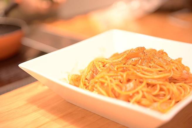 スパゲッティの写真