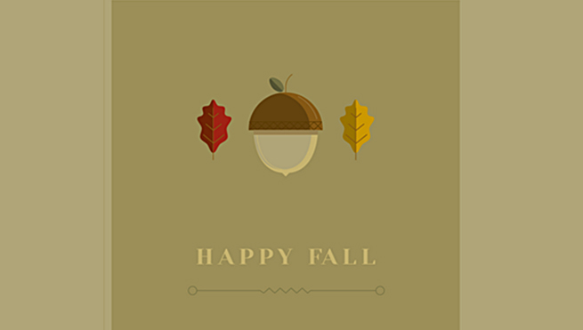 Create a Fall Inspired Illustration in Adobe Illustrator