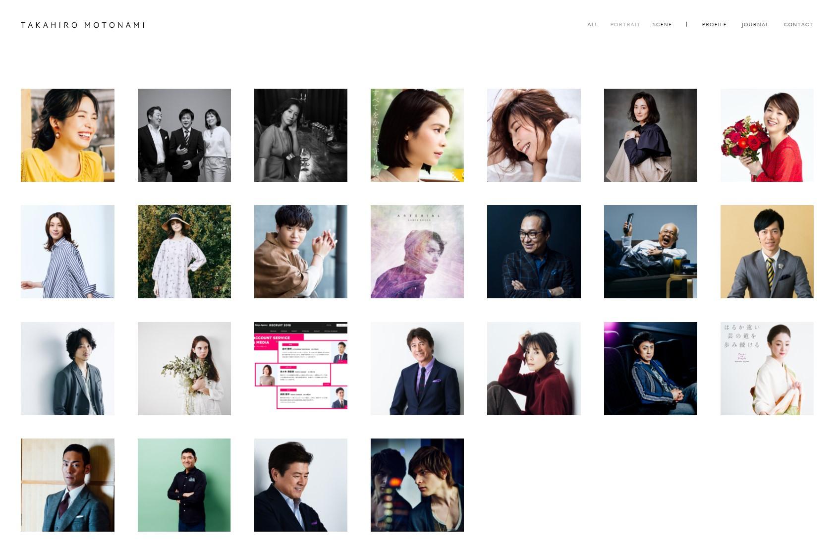 PORTRAIT | Takahiro Motonami 本浪隆弘 | Photograher