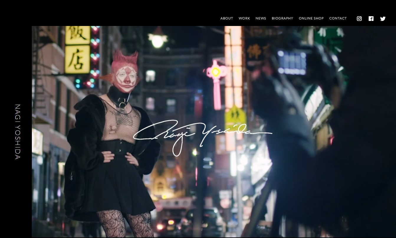 Nagi Yoshida(ヨシダナギ)Official Web Site