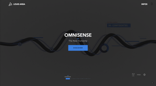 Louis Ansa   Interactive Designer