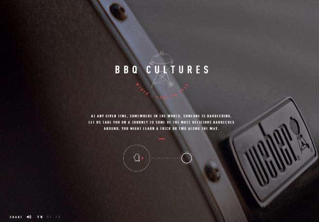 Weber   BBQ Cultures