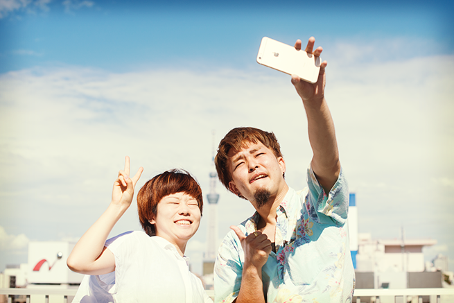 自撮りかわいい写真加工ができる無料カメラアプリ20選保存版