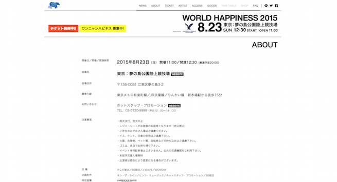 WORLD HAPPINESS2015
