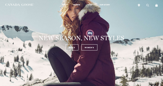 Canada Goose Extreme Weather Outerwear Since 1957 Canada Goose