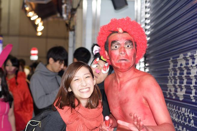 渋谷ハロウィン