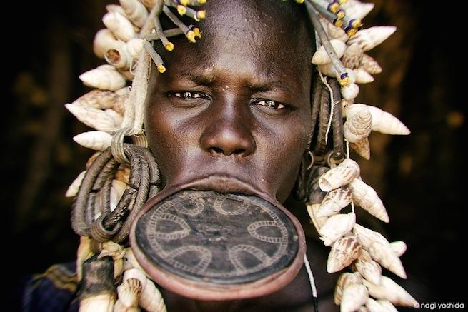 少数民族-ヨシダナギ