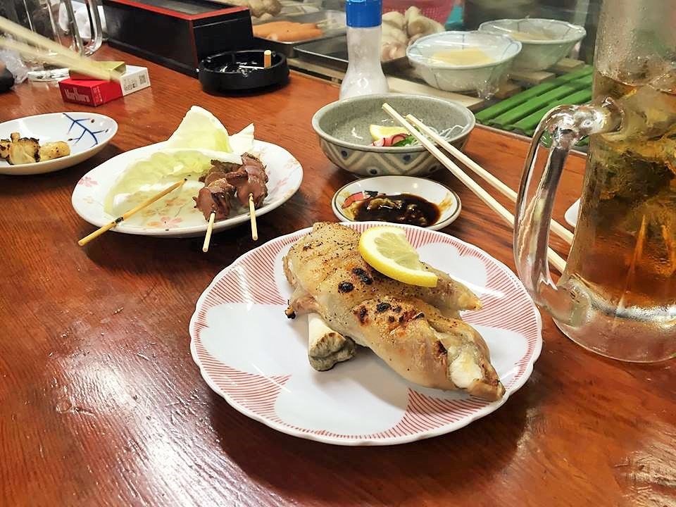 小倉で晩餐