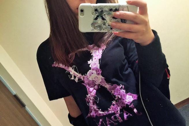 XTシャツ