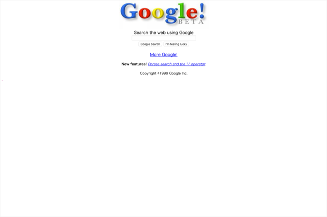 google1999