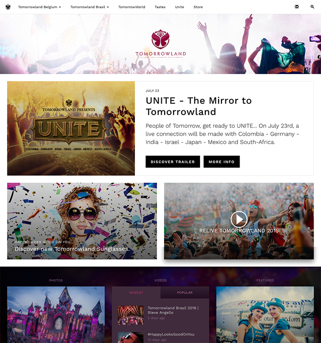 http://www.tomorrowland.com