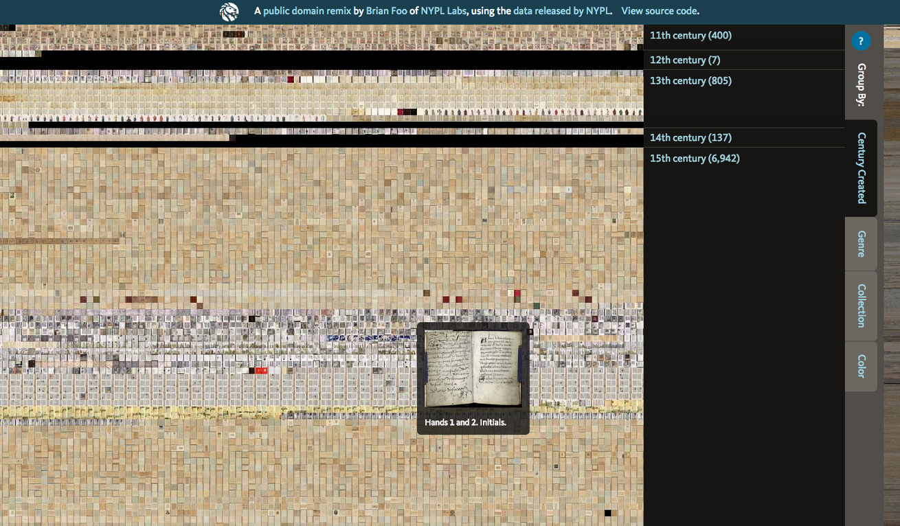 NYPL-visualization