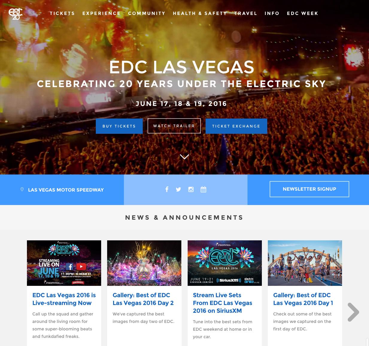 http://lasvegas.electricdaisycarnival.com