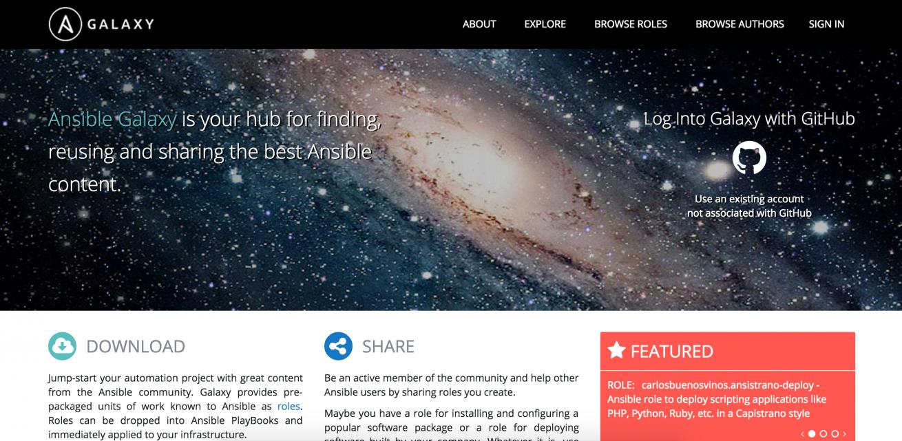 ansible_galaxy