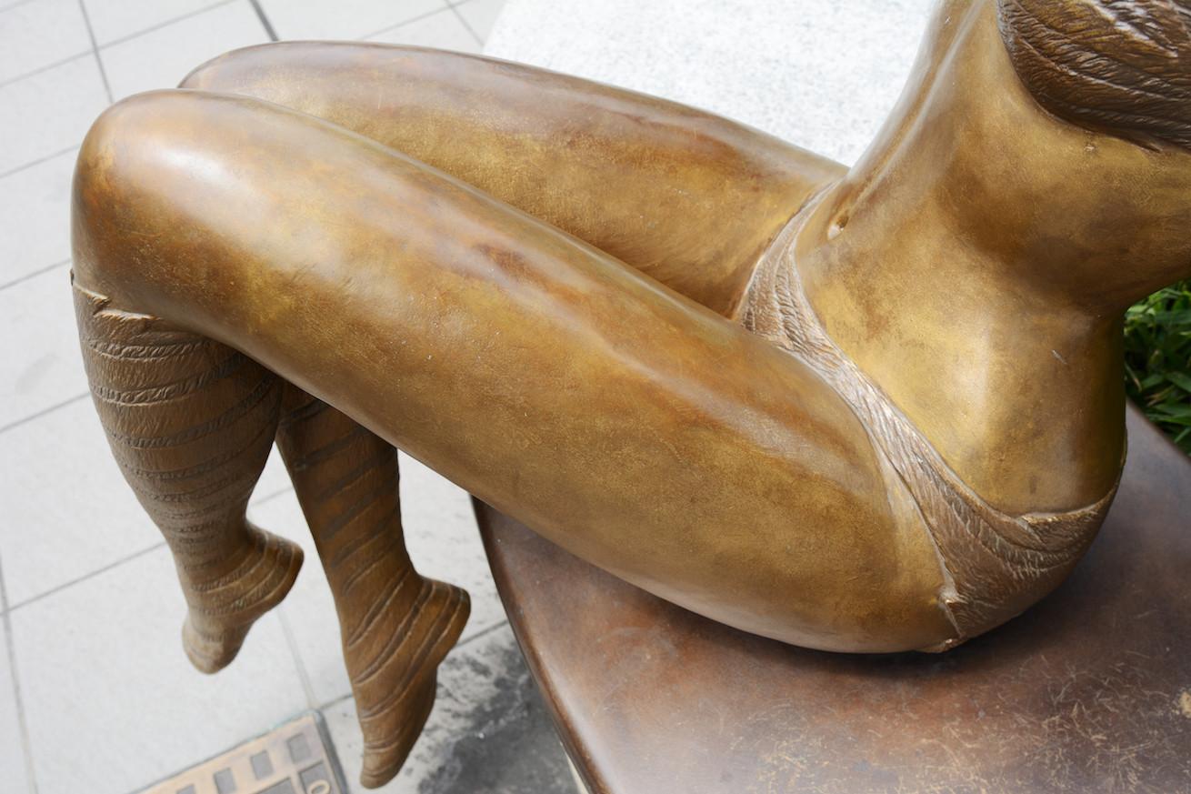 うる星やつら_ラムちゃんの足